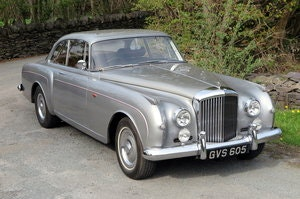 Picture of 1960 Bentley S2 Continental H.J. Mulliner Two Door Coupe For Sale