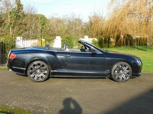 Picture of BENTLEY GTC SPEED CARBON FIBRE SKIRTS, 2014 MODEL YEAR For Sale