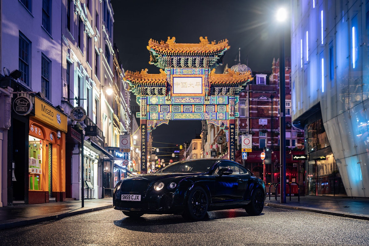 2010 Bentley Continental Supersport For Sale (picture 3 of 12)