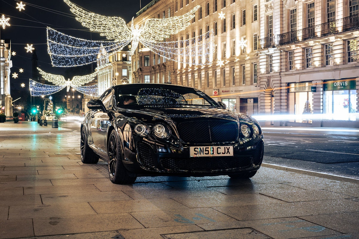 2010 Bentley Continental Supersport For Sale (picture 7 of 12)
