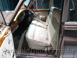 1960 Bentley S2 Radford '60 For Sale (picture 9 of 12)