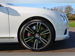 2013 Bentley Continental GT V8 S LOOK coupe 3998 auto Petrol For Sale (picture 2 of 12)