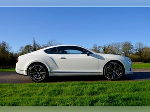 2013 Bentley Continental GT V8 S LOOK coupe 3998 auto Petrol For Sale (picture 3 of 12)