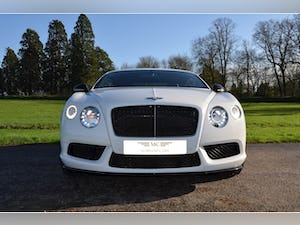 2013 Bentley Continental GT V8 S LOOK coupe 3998 auto Petrol For Sale (picture 5 of 12)