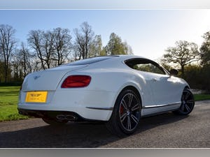 2013 Bentley Continental GT V8 S LOOK coupe 3998 auto Petrol For Sale (picture 7 of 12)