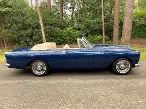 1961 Bentley S2 Continental Drophead Coupe by Park Ward For Sale (picture 1 of 3)