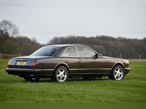 Bentley Continental R 2-door Coupe - 1994 For Sale (picture 4 of 12)