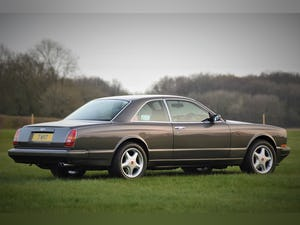 Bentley Continental R 2-door Coupe - 1994 For Sale (picture 5 of 12)