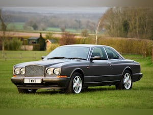 Bentley Continental R 2-door Coupe - 1994 For Sale (picture 7 of 12)