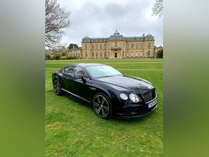 2016 Bentley Continental 4.0 GT V8 S 521hp, Full Bentley SH For Sale (picture 1 of 24)