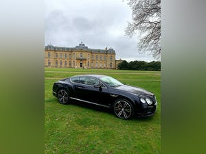 2016 Bentley Continental 4.0 GT V8 S 521hp, Full Bentley SH For Sale (picture 3 of 24)