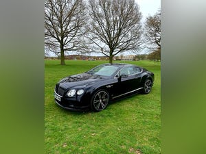 2016 Bentley Continental 4.0 GT V8 S 521hp, Full Bentley SH For Sale (picture 5 of 24)