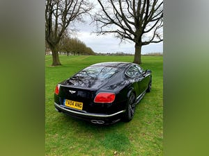 2016 Bentley Continental 4.0 GT V8 S 521hp, Full Bentley SH For Sale (picture 7 of 24)