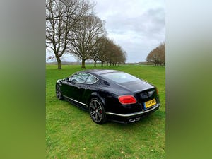 2016 Bentley Continental 4.0 GT V8 S 521hp, Full Bentley SH For Sale (picture 9 of 24)