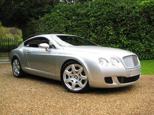 2008 Bentley Continental GT Mulliner With Only 24,000 Miles For Sale (picture 2 of 6)