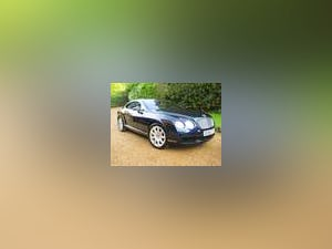 2006 Bentley Continental GT With Just 22,000 Miles From New For Sale (picture 2 of 6)
