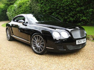 2007 Bentley Continental GT Speed 08MY Just Serviced By Bentley For Sale (picture 1 of 6)