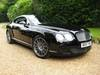 Bentley Continental GT Speed 08MY Just Serviced By Bentley