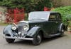 Picture of 1937 Bentley 4 ¼ Ltr Kellner Pillarless Sports Saloon B97HM For Sale