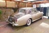 Picture of Bentley s2 1960 , brown over gold , new mot ,  SOLD