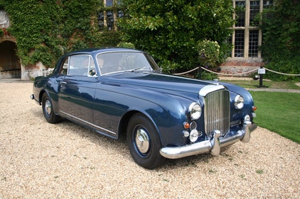 Picture of 1956 Bentley Continental S1 Manual For Sale
