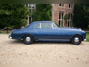 1956 Bentley Continental S1 Manual For Sale (picture 4 of 8)