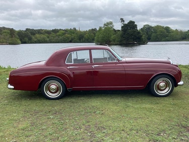 Picture of 1961 Bentley S2 Continental Four Light Flying Spur For Sale