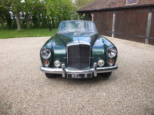 1961 Bentley S2 Continental drophead coupe For Sale (picture 16 of 20)