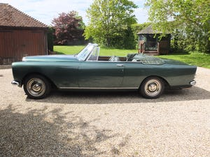 1961 Bentley S2 Continental drophead coupe For Sale (picture 17 of 20)