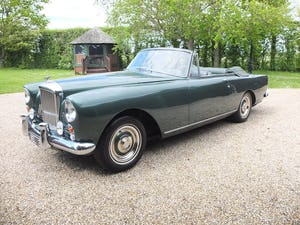1961 Bentley S2 Continental drophead coupe For Sale (picture 20 of 20)