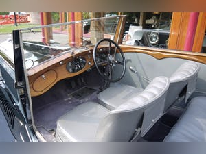 Bentley 3 ½ litre 1934 Drophead Coupe by Barker For Sale (picture 3 of 10)