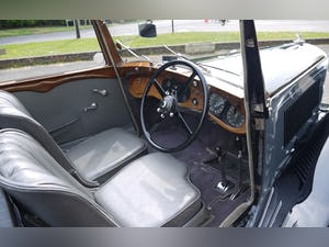 Bentley 3 ½ litre 1934 Drophead Coupe by Barker For Sale (picture 4 of 10)