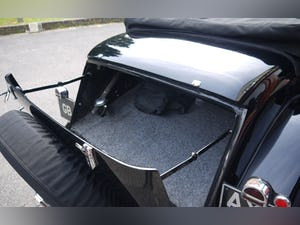 Bentley 3 ½ litre 1934 Drophead Coupe by Barker For Sale (picture 8 of 10)