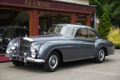 Picture of Bentley R-Type Continental 1955 Fastback by H.J. Mulliner For Sale