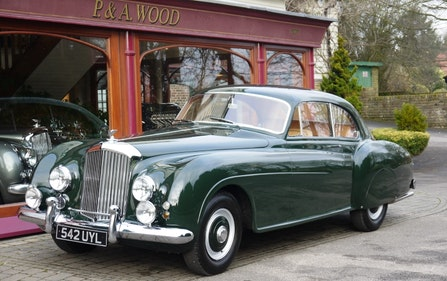Picture of Bentley R-Type Continental 1953 Fastback by H.J.Mulliner For Sale
