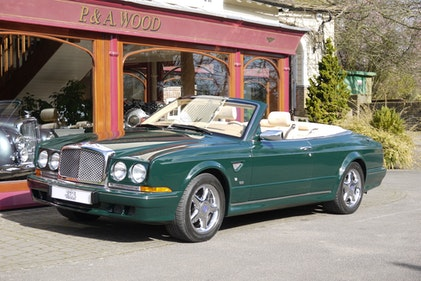 Picture of Bentley Azure Mulliner LHD. January 2001 For Sale