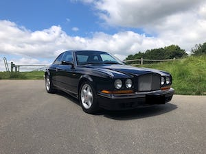 1997 Bentley continental t wide body GOLD LABEL For Sale (picture 2 of 11)