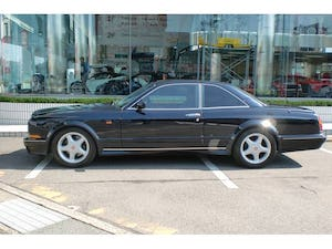 1997 Bentley continental t wide body GOLD LABEL For Sale (picture 1 of 11)
