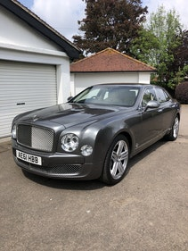 Picture of 2012 Bentley Mulsanne  For Sale