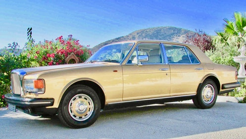 Picture of 1981 Bentley Mulsanne Spain For Sale