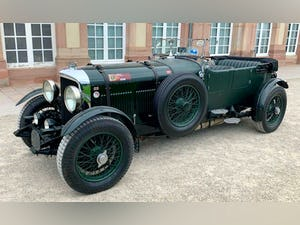 1931 Bentley Sports Tourer Matching numbers SWB For Sale (picture 1 of 3)