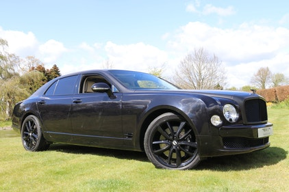 Picture of 2013 BENTLEY MULSANNE MULLINER For Sale