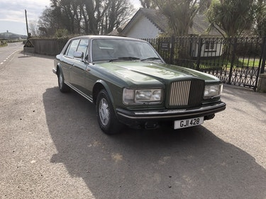 Picture of 1983 Forest Green Bentley For Sale