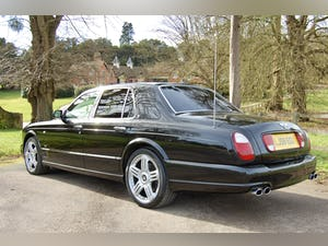 2008 Bentley Arnage T 2009my, ICONIC PREVIOUS OWNER For Sale (picture 1 of 12)