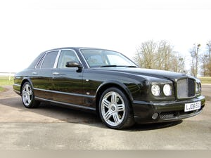 2008 Bentley Arnage T 2009my, ICONIC PREVIOUS OWNER For Sale (picture 2 of 12)