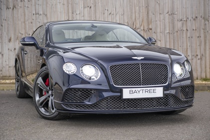 Picture of 2017 Bentley 6.0 W12 GT Speed Coupe For Sale