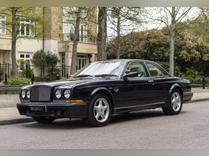2003 Bentley Continental R Mulliner Wide Body (RHD) For Sale (picture 1 of 46)