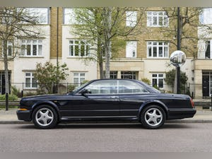 2003 Bentley Continental R Mulliner Wide Body (RHD) For Sale (picture 4 of 46)