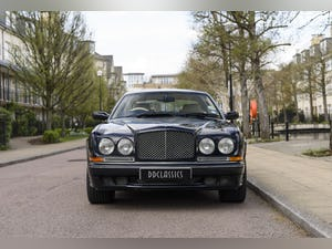 2003 Bentley Continental R Mulliner Wide Body (RHD) For Sale (picture 7 of 46)