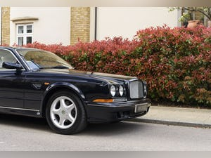 2003 Bentley Continental R Mulliner Wide Body (RHD) For Sale (picture 13 of 46)